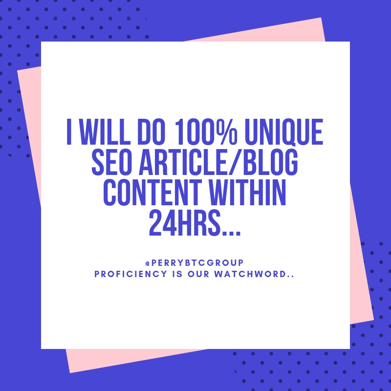 I will write 2000 words containing high quality content and articles for any topic