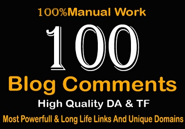 Rank Your Website In Google With My Top Quality Blog Comment Service