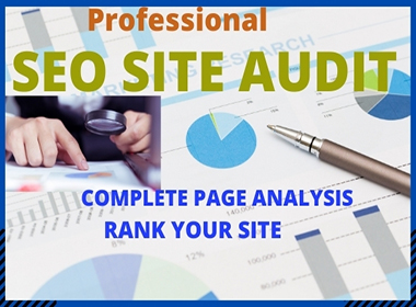 I will make a technical SEO audit report and competitor analysis