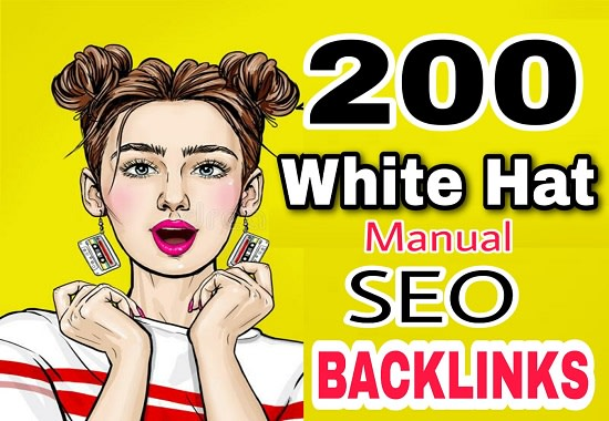 I will provide high authority backlinks for your website