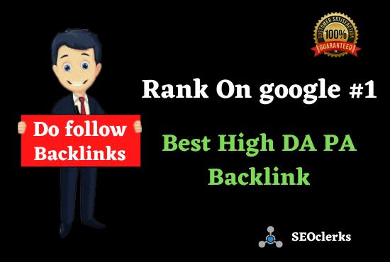 Build 600 high quality web2.0 backlinks
