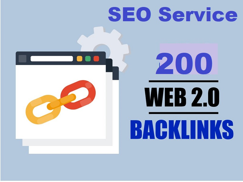 Create 200 authority web 2 0 backlinks using spin article