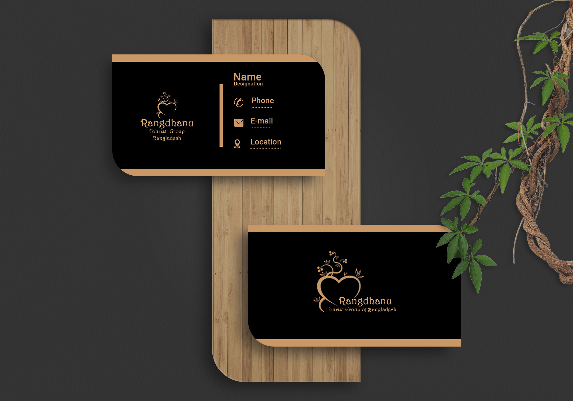 Discover your dream BUSINESS CARD