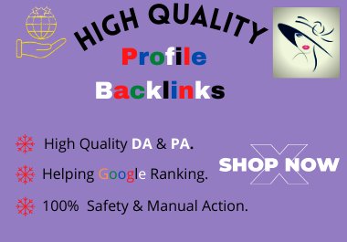 200+ High Quality Profile Backlink Helping Your Google Ranking DA 90+ Best 2021