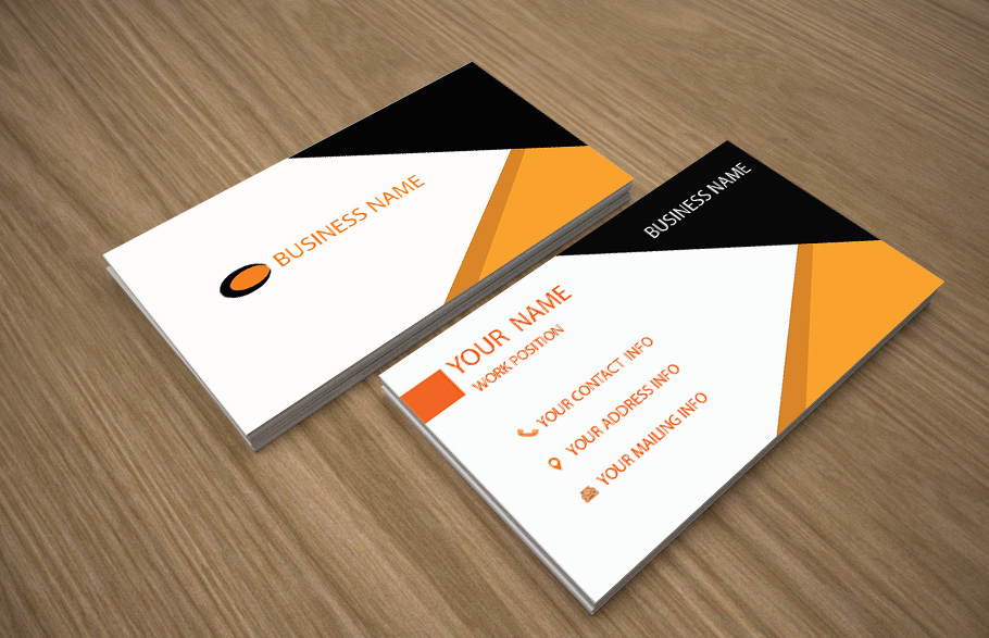 I will do premium business card for you or your company
