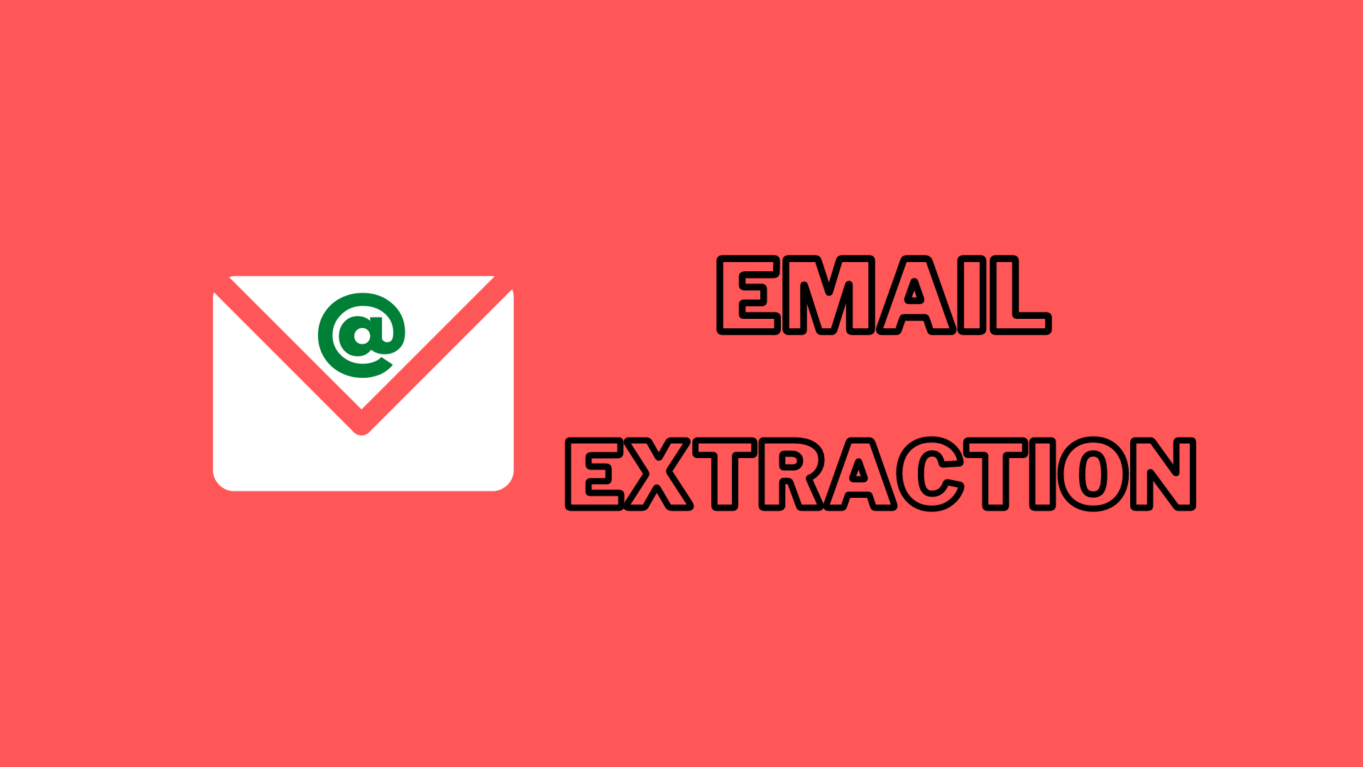Email Extraction from Social media For any Country