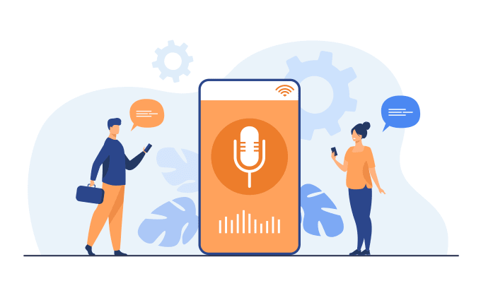 I will record a voiceover from any text in under 48 hours