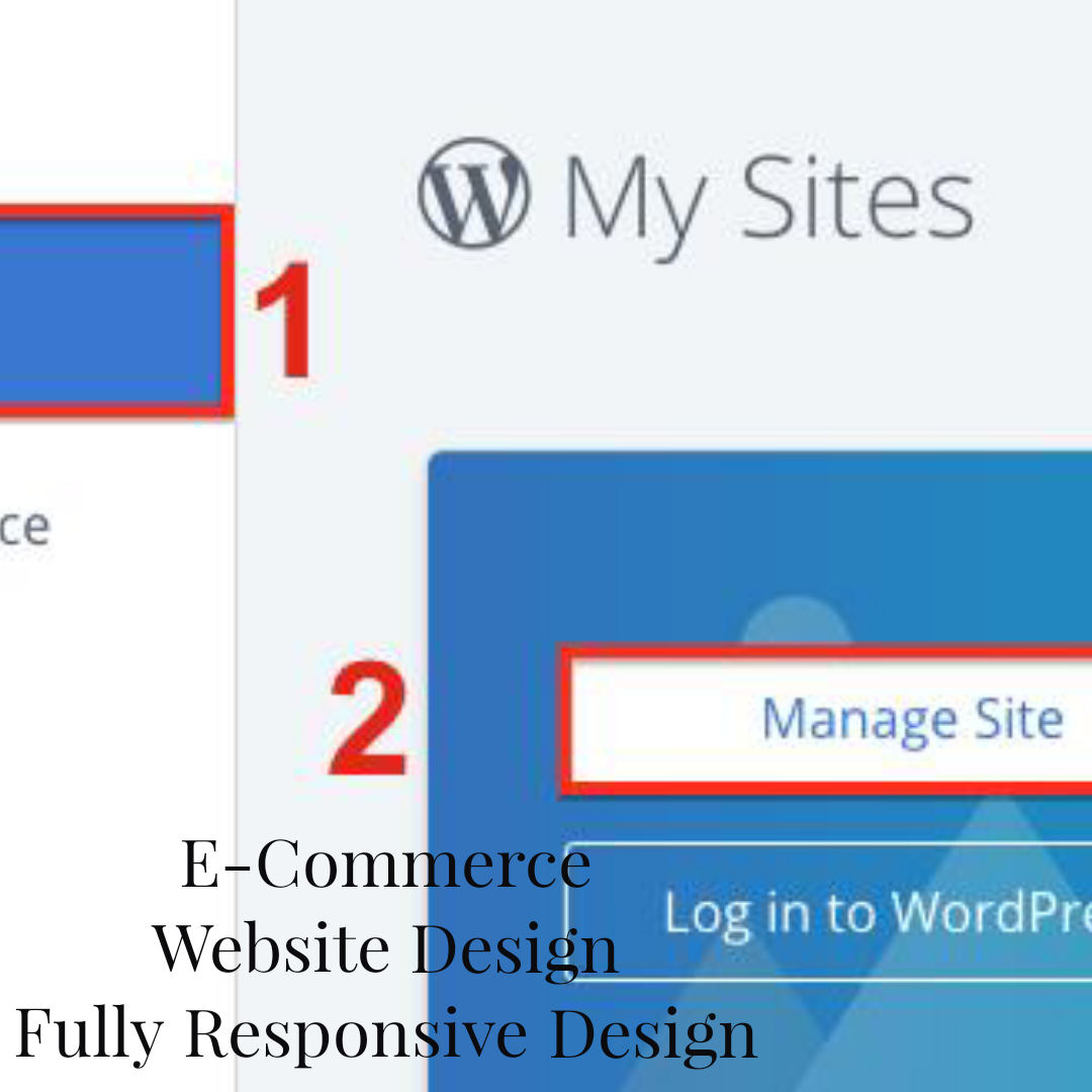 I Will Design Fully Responsive E-Commerce Website Design With On-page SEO Special Offer-2021