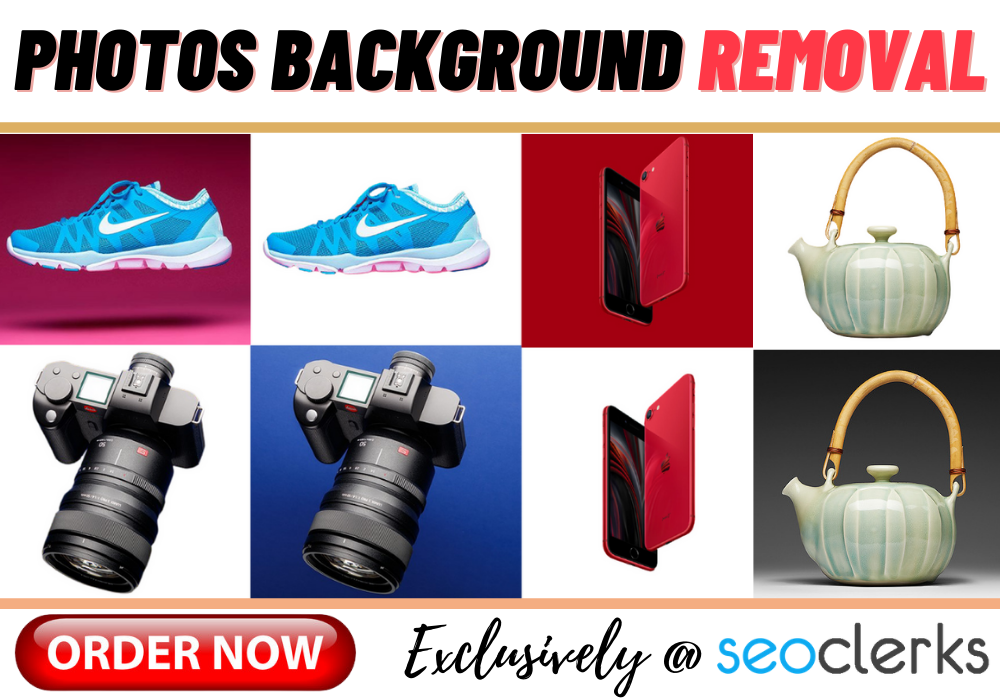 Remove 50 product image background professionally