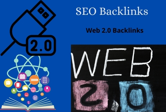 I will build natural 10 web 2.0 backlinks