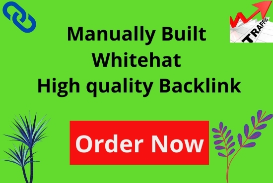 I will create 50 high quality do follow backlink