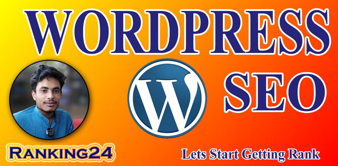 I will do fix wordpress SEO issues for google rankings