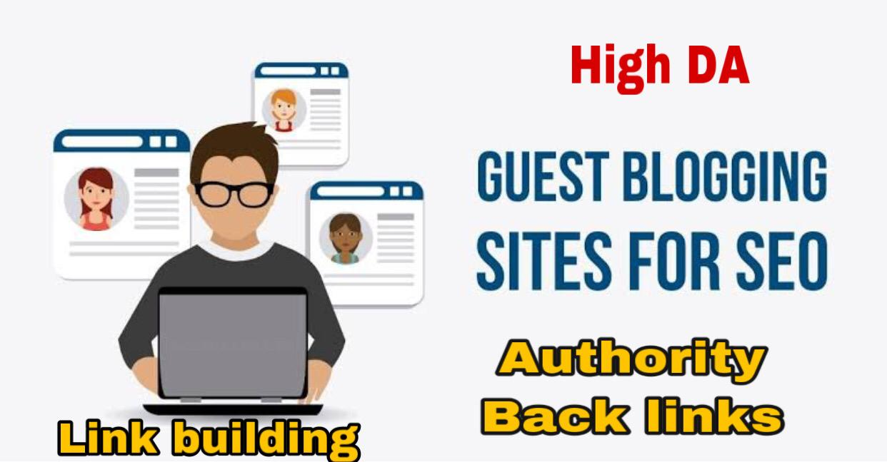 I will do guest post high DA site niche home improvement sites