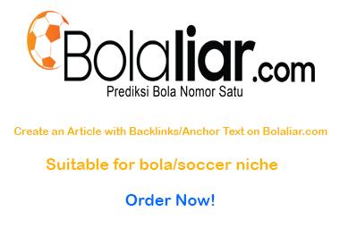 Create an Article with Backlinks on Bolaliar. com