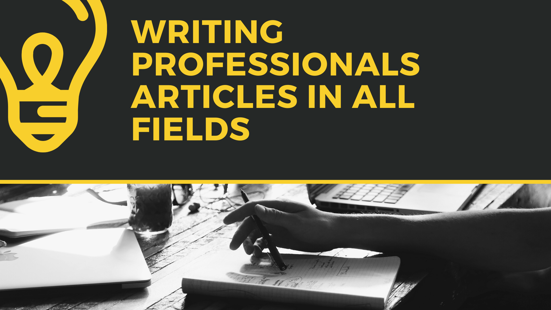 writing professionals articles