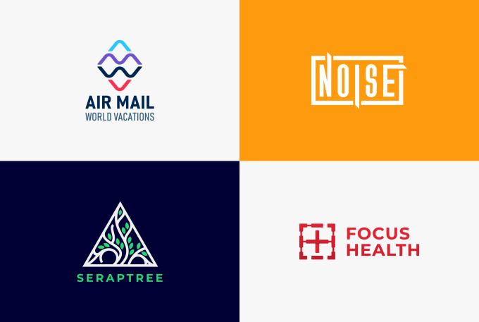 I Will Design Catchy/ Minimalist & Professional Logos