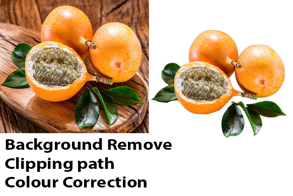 Change Background and Color Correction of any type of image Perfectly in short. Time