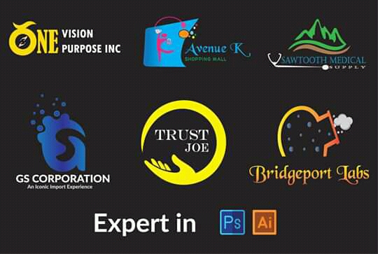Do awesome logo for your business in 24 Hours About This service Hi there. Welcome to creative Mode
