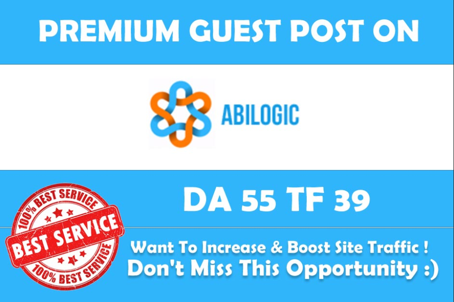 DF Guest post on Abilogic. com DA-51