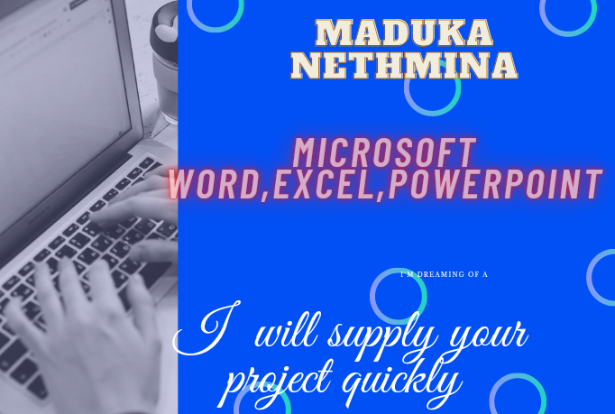 i will do typing and data entry