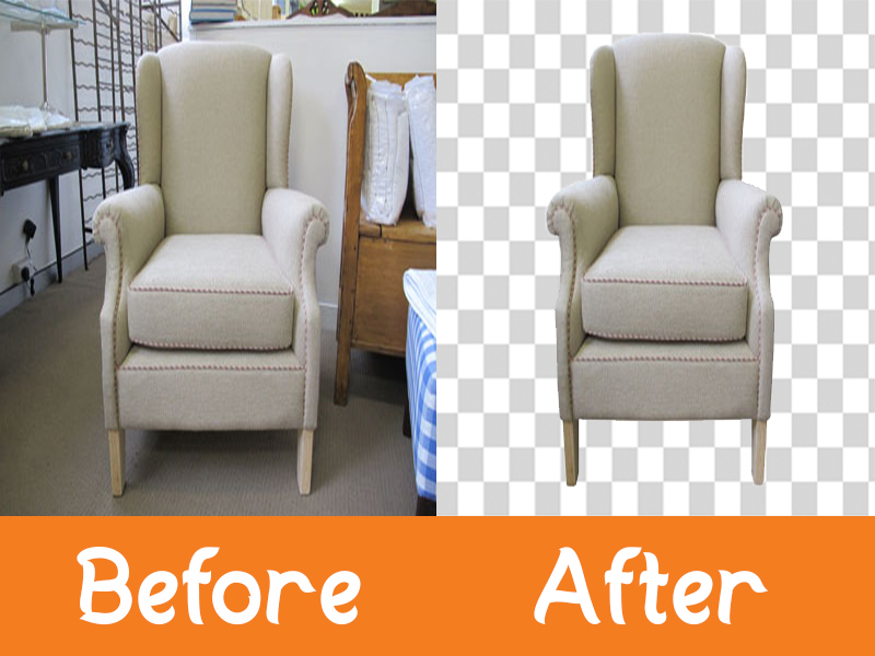 I will do 5 Images background remove by clipping path within 2 hour