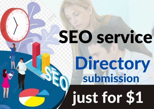 I will create high authority dofollow quality directory submission backlinks on high DA/PA sites