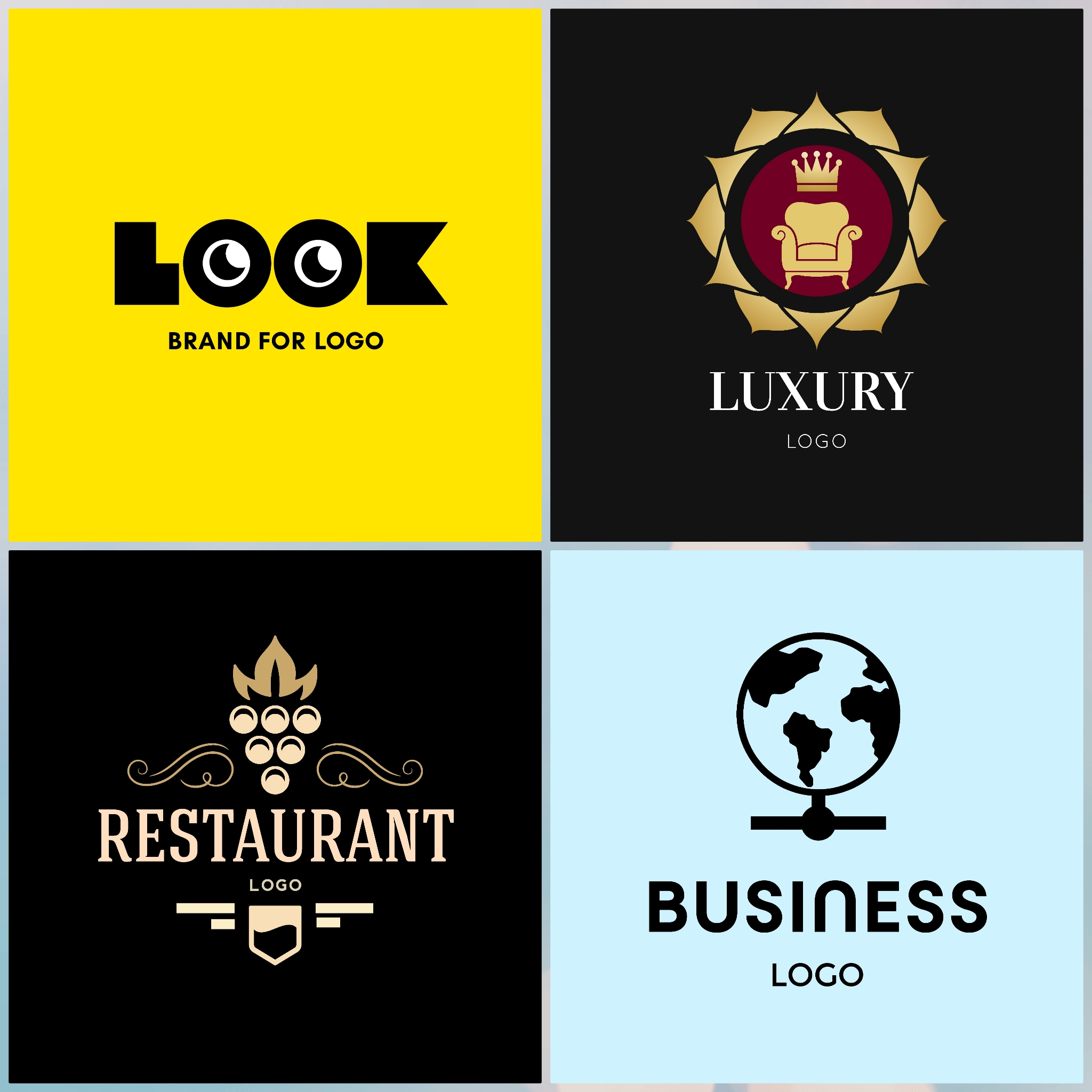 Our Studio will design unique company logo