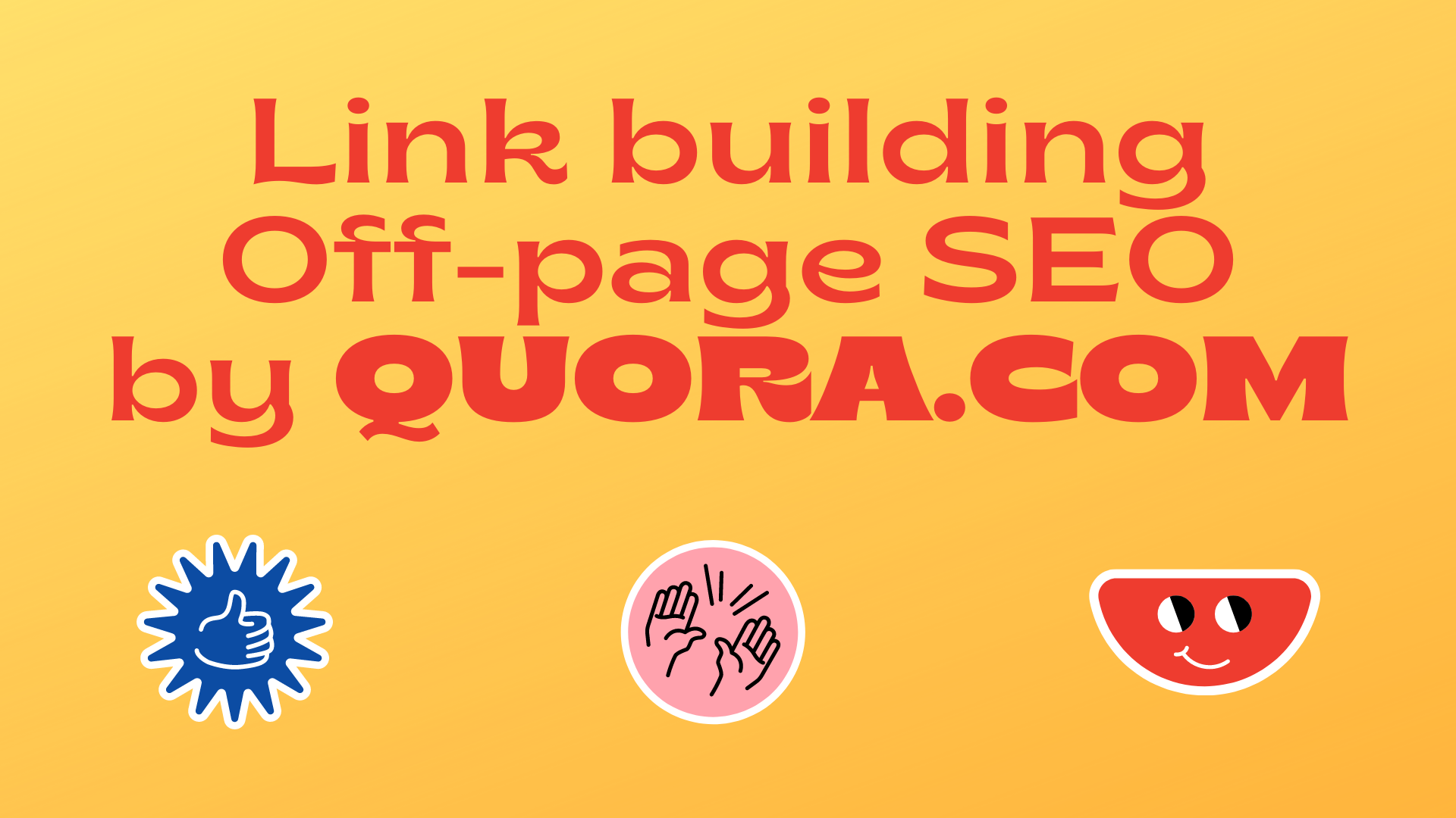 I will rank your website higher in google ranking by QUORA Answers Backlink service.