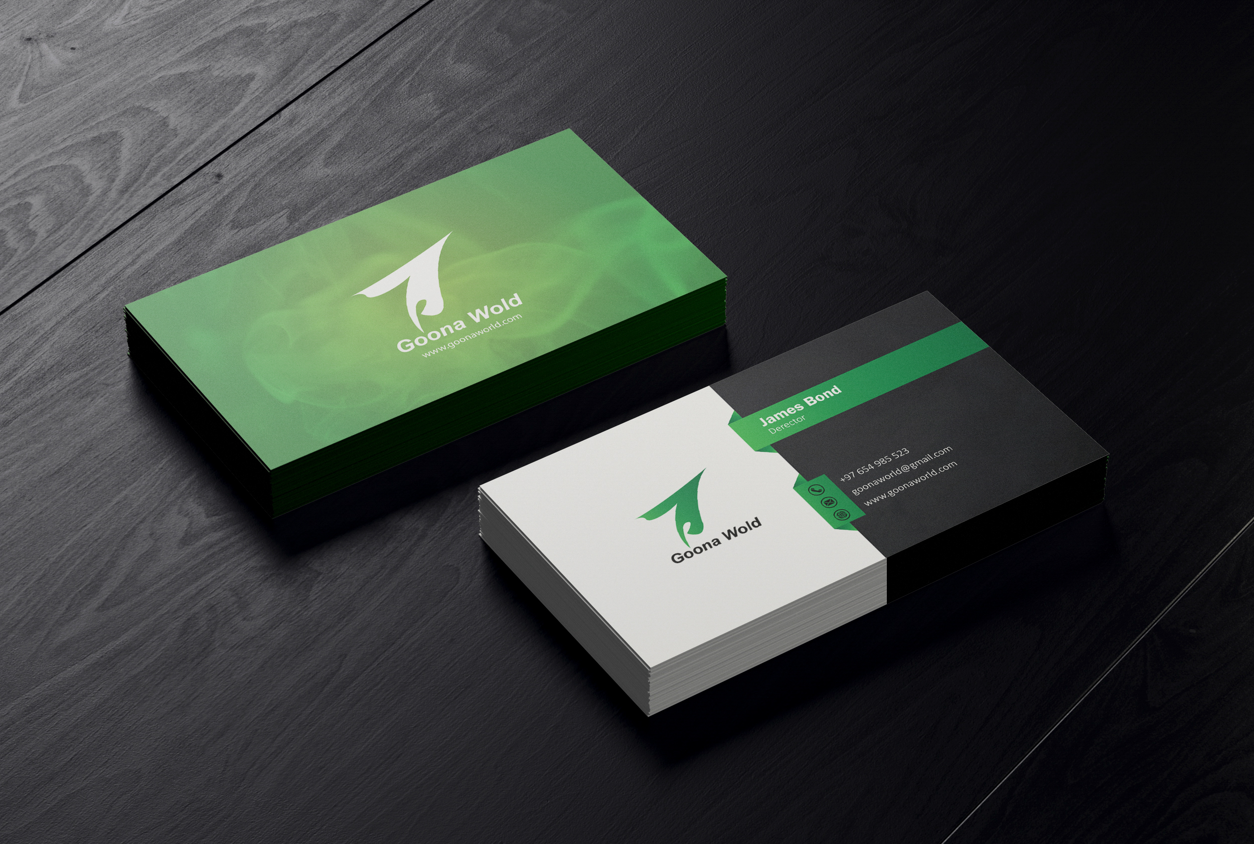 I will design unique business card in 24 hours