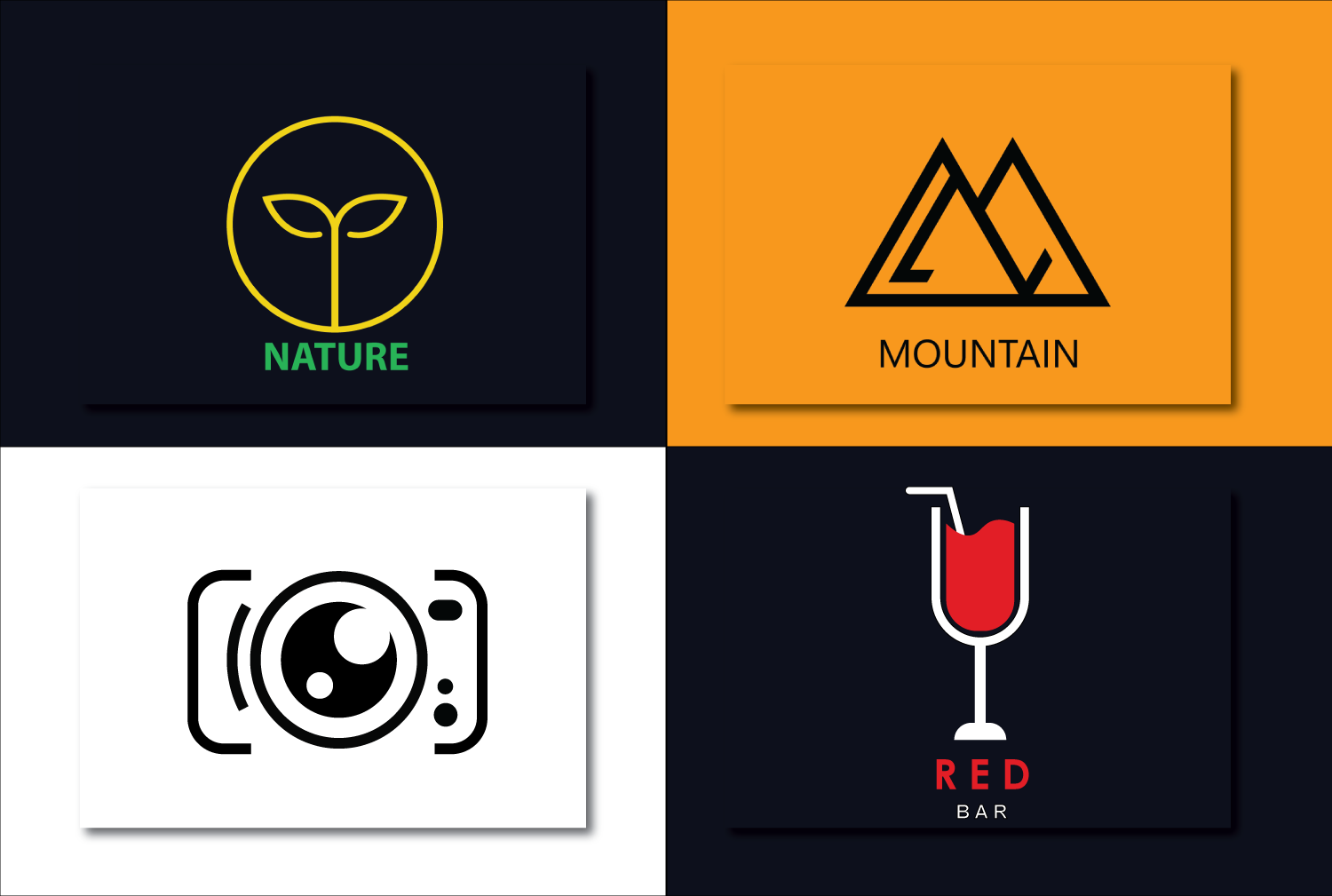 I will design a professional and creative logo with unlimited revisions