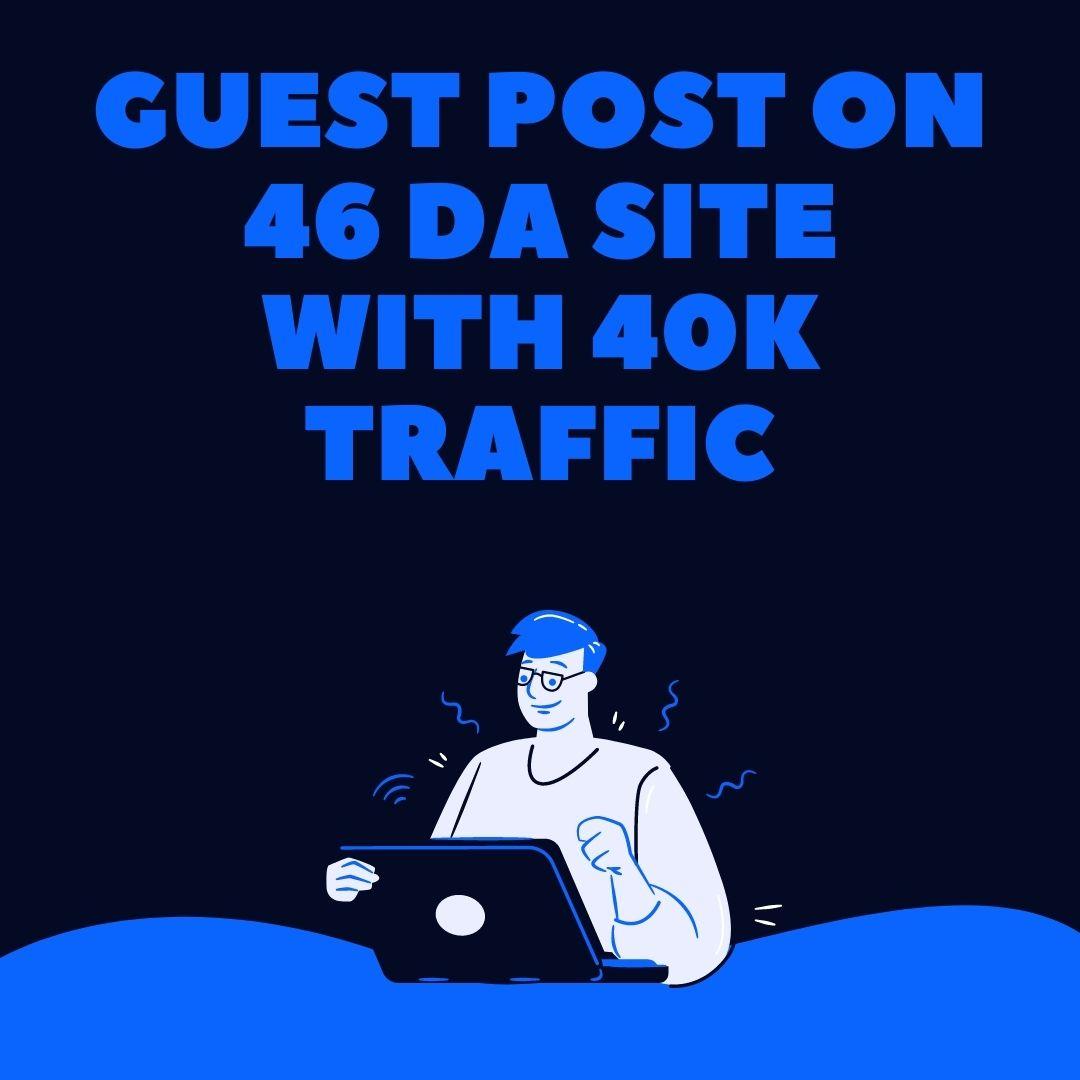 I will Do Link Building On High DA sites