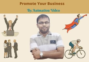 I will promote your products or services by whiteboard animation video