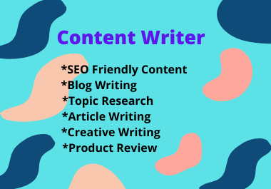 1500 words of SEO-friendly and attention-grabbing content