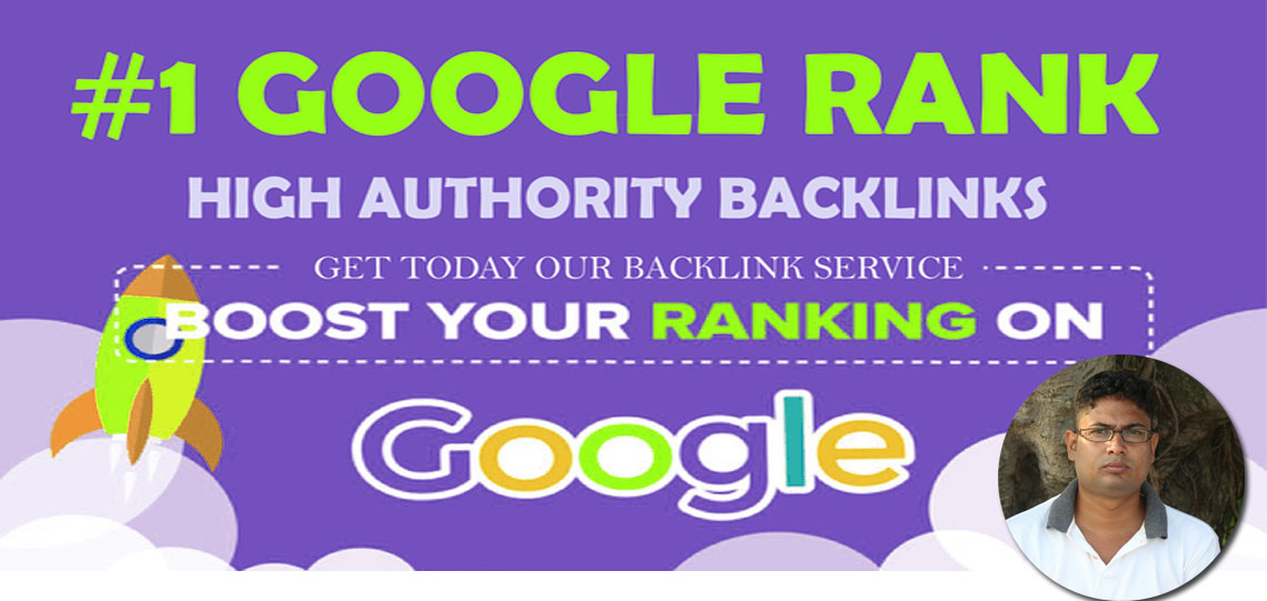 I will 300 SEO backlinks white hat manual link building service for google top rking