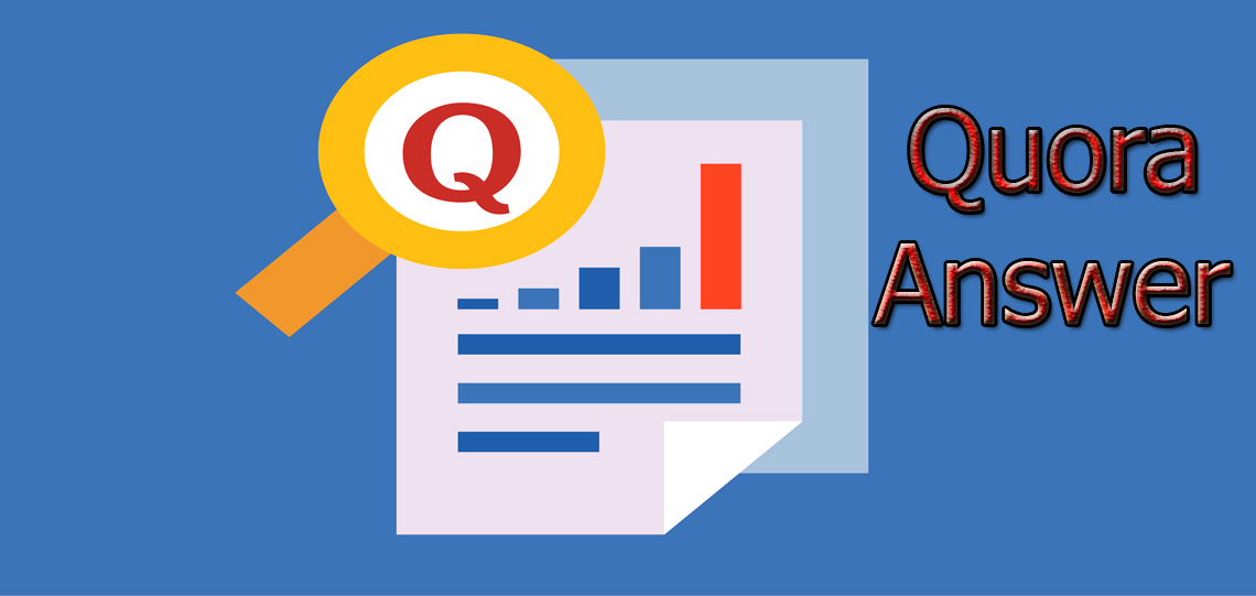 I will do 12 Quora answer backlinks for your website