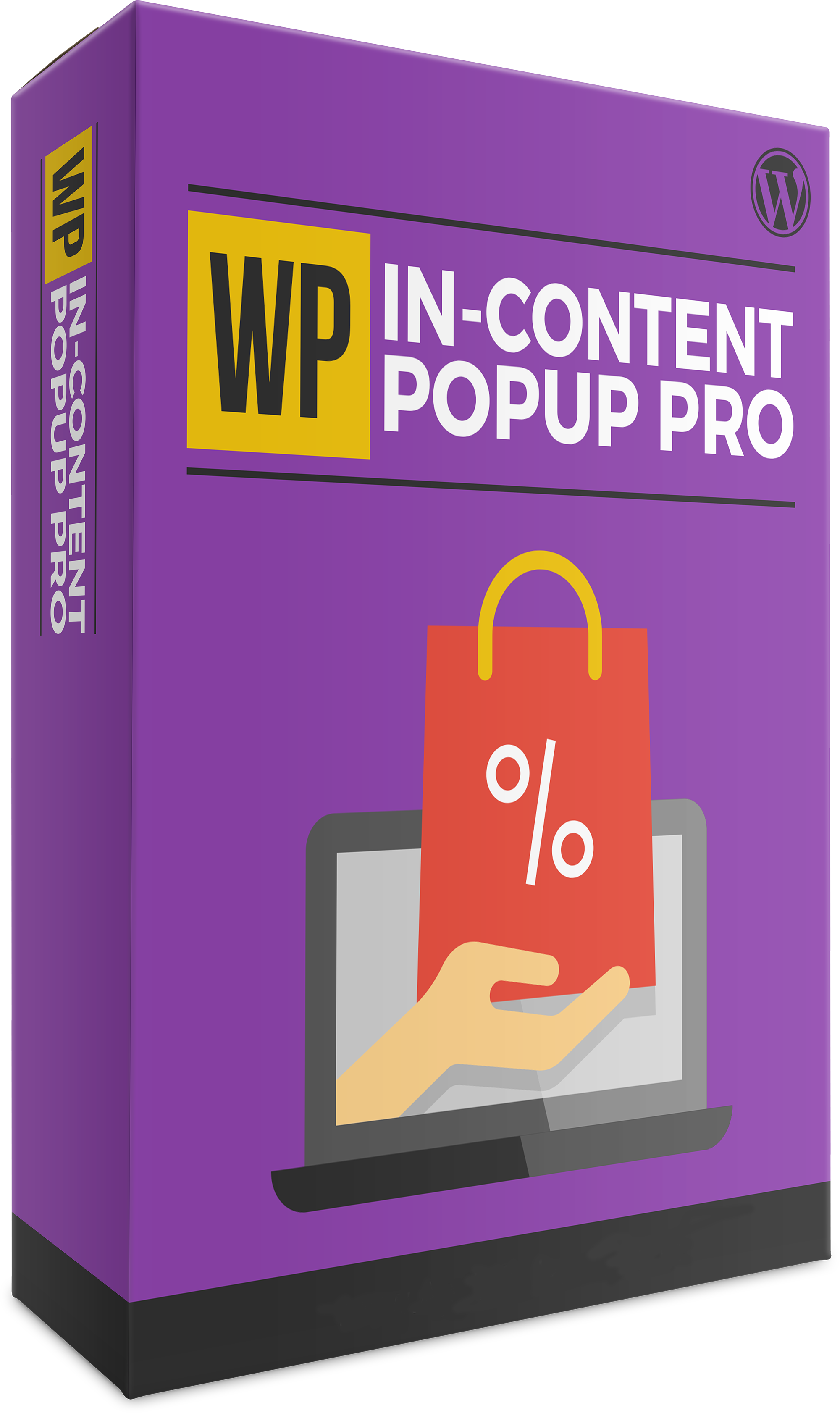 WP In-Content Popup Pro is a new plugin that lets you create attention grabbing popups within your c