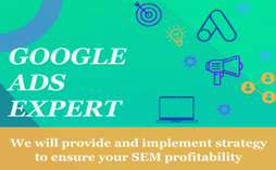 I will quickly setup and manage google ads campaigns