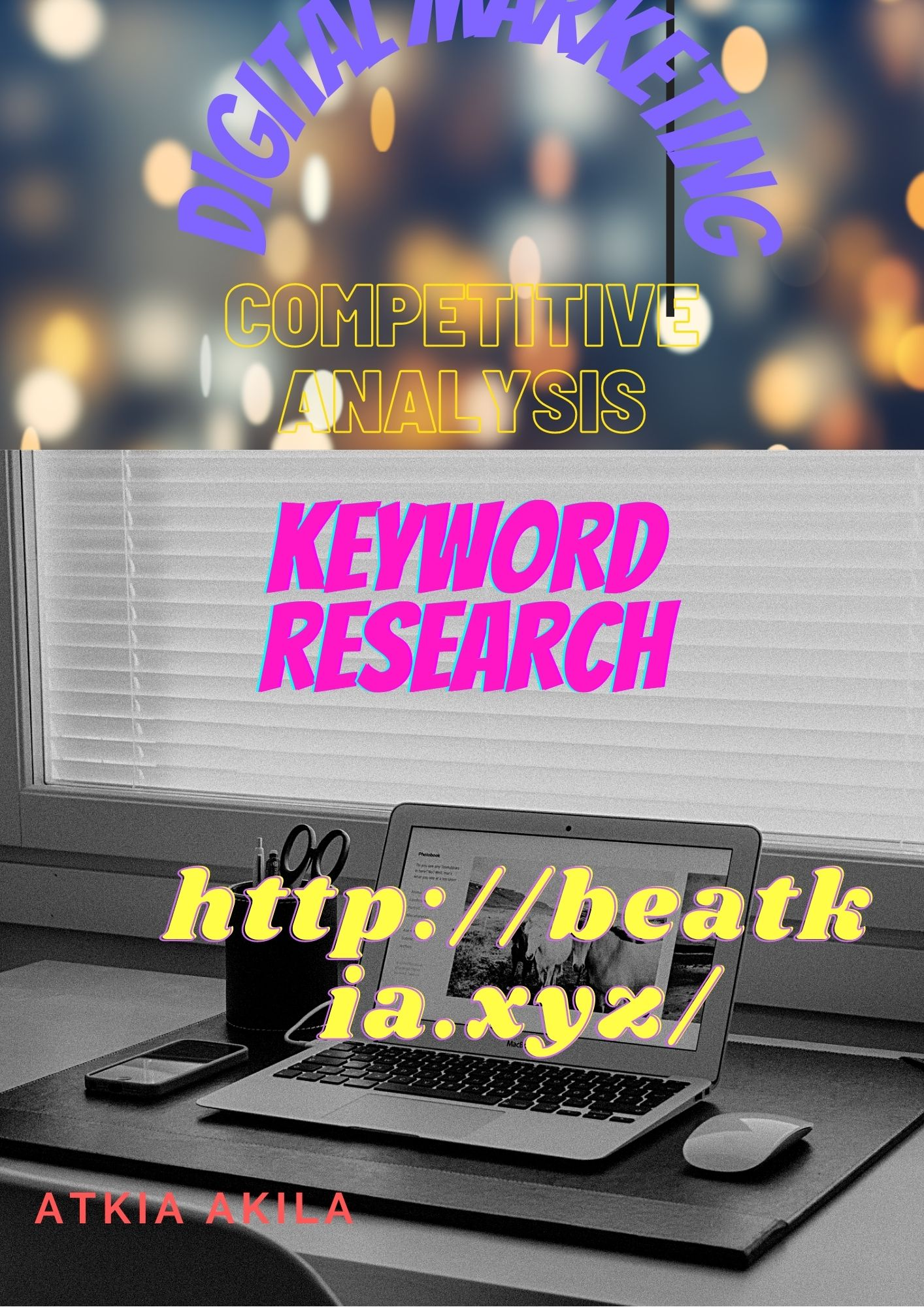 I will provide quality keyword research and competitive analysis
