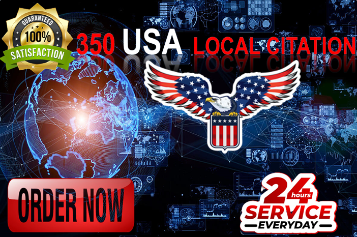 Get 350 High Authority Local Citations and Directory Submissions to Boost Google Rankings