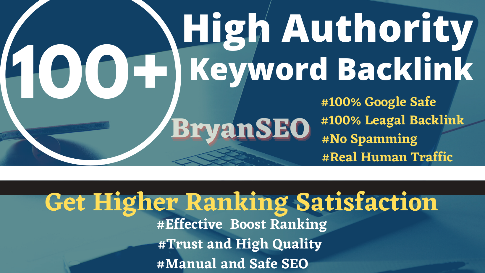 Get 100+ KEYWORD BACKLINK From Unique Domain For Get Higher Ranking Position On Google Top Page