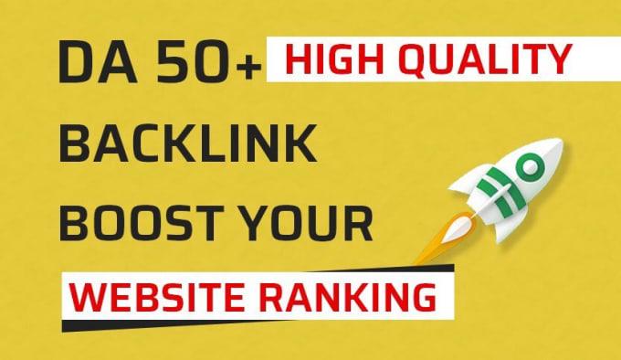 I will do 100 contextual SEO link building backlinks service