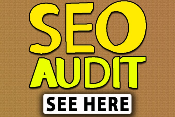 I will provide a complete SEO audit report and guaranteed action plan