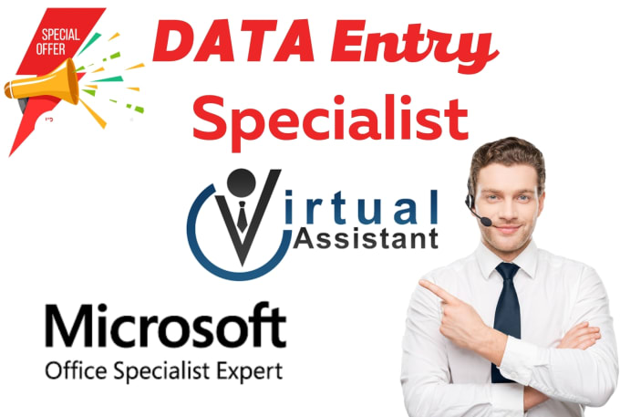 I will do data entry,  email collection,  web scraping data collection in 12 Hours of Work