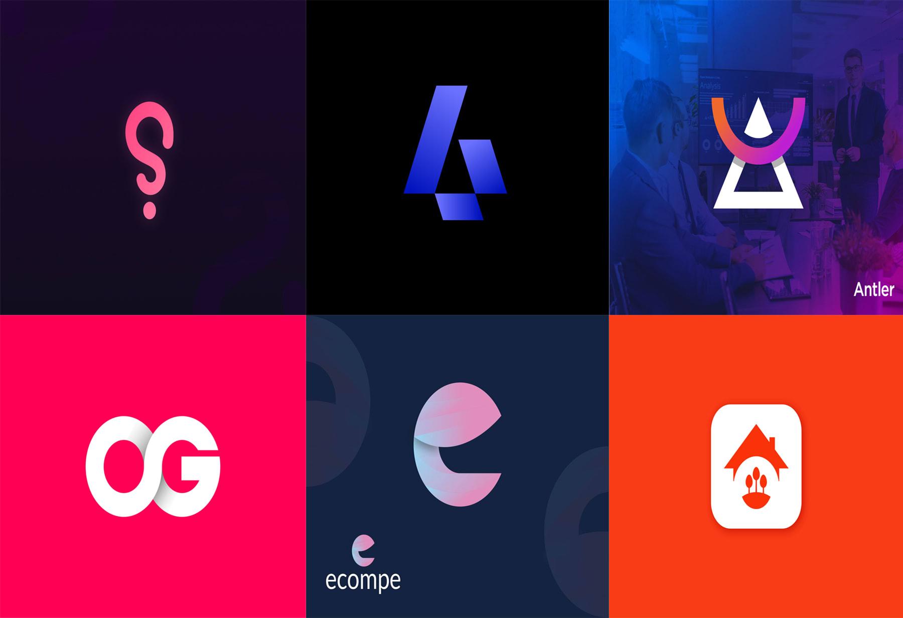 I will create professional modern minimalist logo design
