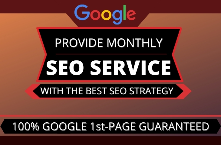 I will provide monthly wordpress SEO service for google top ranking