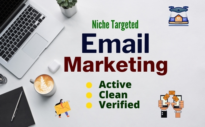 I will collect a niche-targeted bulk email list for email marketing