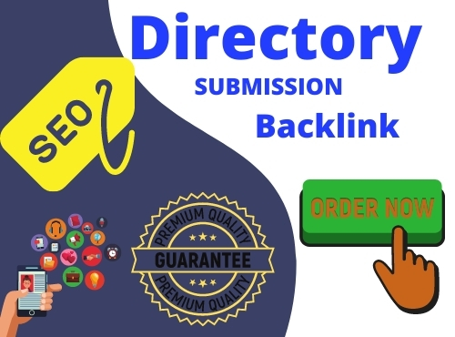 I will create 70 manually High-Quality Directory submission Backlinks