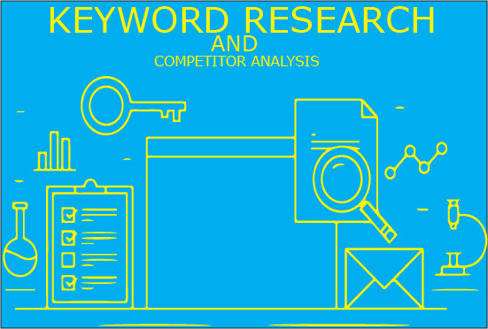 I will do excellent SEO keyword research and competitor analysis for your website