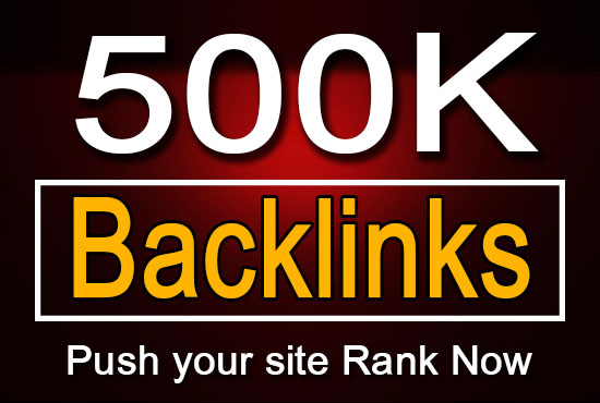 tune your site ranking with faster 500k backlink jucice using by gsa campaign now