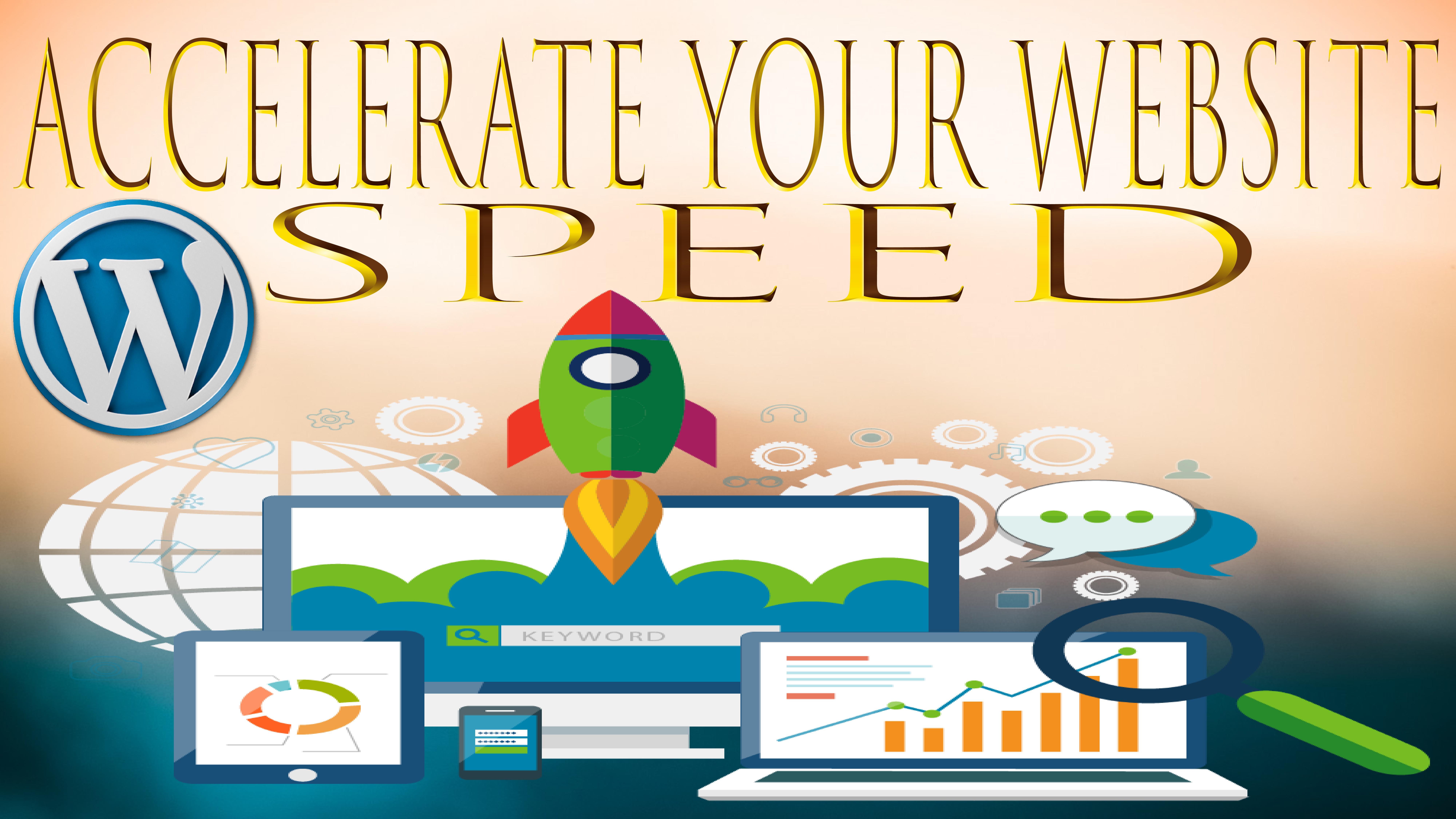 Optimize your WordPress website speed